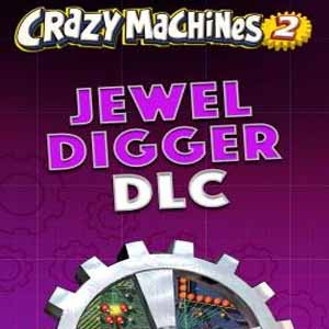 Comprar Crazy Machines 2 Jewel Digger CD Key Comparar Precios