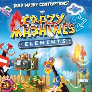 Comprar Crazy Machines Elements CD Key Comparar Precios