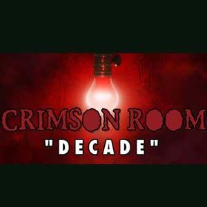 Comprar Crimson Room Decade CD Key Comparar Precios