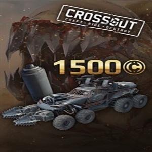Crossout Horsemen of Apocalypse Famine