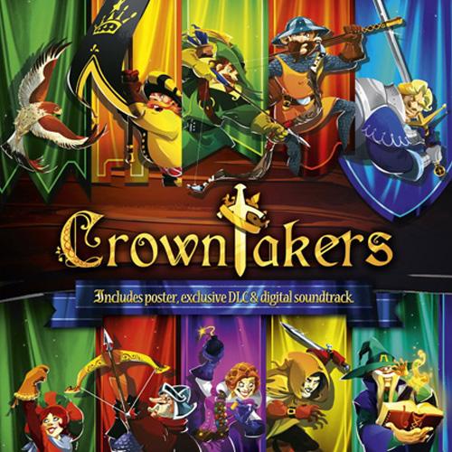 Comprar Crowntakers CD Key Comparar Precios