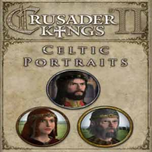 Comprar Crusader Kings 2 Celtic Portraits CD Key Comparar Precios