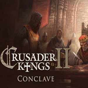 Comprar Crusader Kings 2 Conclave CD Key Comparar Precios