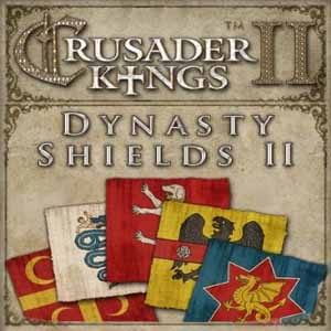 Comprar Crusader Kings 2 Dynasty Shield 2 CD Key Comparar Precios