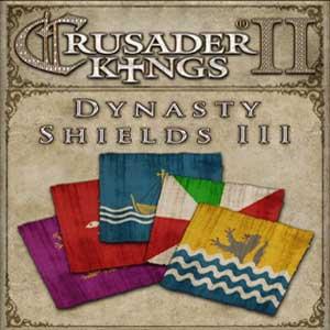 Crusader Kings 2 Dynasty Shield 3