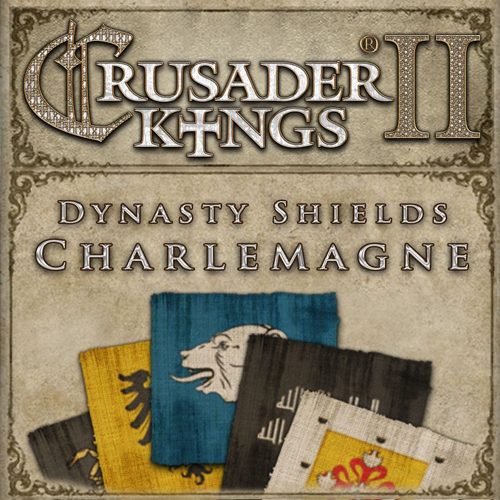 Comprar Crusader Kings 2 Dynasty Shields Charlemagne CD Key Comparar Precios