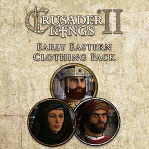 Comprar Crusader Kings 2 Early Eastern Clothing Pack CD Key Comparar Precios