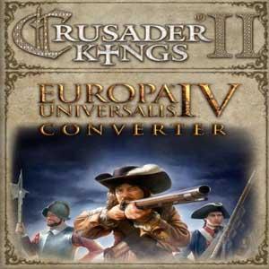 Comprar Crusader Kings 2 Europa Universalis 4 Converter CD Key Comparar Precios