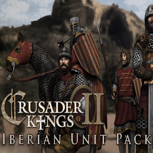 Comprar Crusader Kings 2 Iberian Unit Pack CD Key Comparar Precios