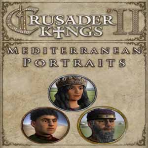Comprar Crusader Kings 2 Mediterranean Portraits CD Key Comparar Precios