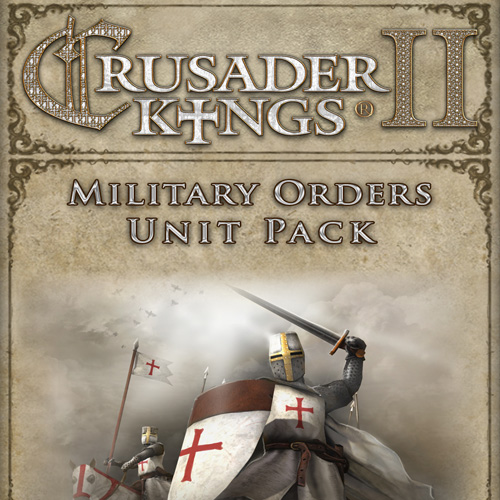 Comprar Crusader Kings 2 Military Orders Unit Pack CD Key Comparar Precios