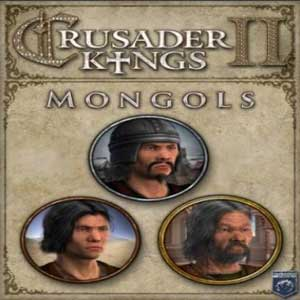 Crusader Kings 2 Mongol Faces