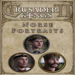 Comprar Crusader Kings 2 Norse Portraits CD Key Comparar Precios