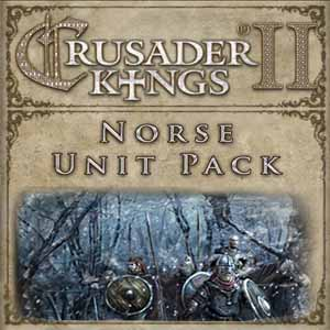 Comprar Crusader Kings 2 Norse Unit Pack CD Key Comparar Precios