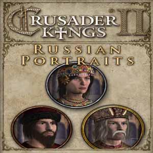 Comprar Crusader Kings 2 Russian Portraits CD Key Comparar Precios