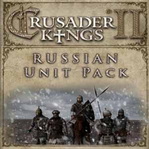 Crusader Kings 2 Russian Unit Pack