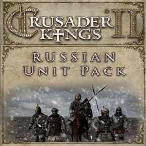 Comprar Crusader Kings 2 Russian Unit Pack CD Key Comparar Precios