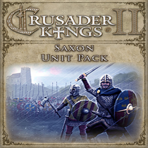 Comprar Crusader Kings 2 Saxon Unit Pack CD Key Comparar Precios