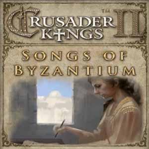 Comprar Crusader Kings 2 Songs of Byzantium CD Key Comparar Precios