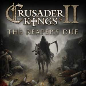 Comprar Crusader Kings 2 The Reapers Due CD Key Comparar Precios