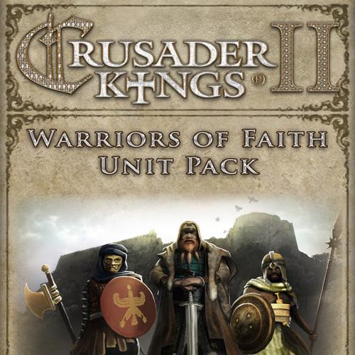 Comprar Crusader Kings 2 Warriors Of Faith Unit Pack CD Key Comparar Precios