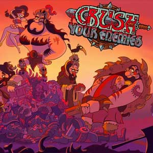 Comprar Crush Your Enemies CD Key Comparar Precios