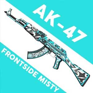 Comprar CSGO AK47 Skin Frontside Misty CD Key Comparar Precios