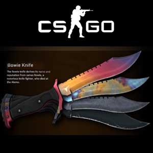 Comprar CSGO Random Bowie Knife Skin CD Key Comparar Precios