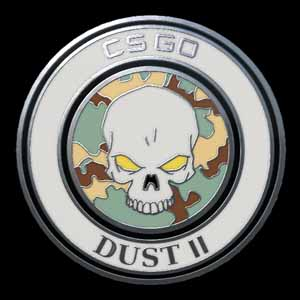 Comprar CSGO Series 1 Dust 2 Collectible Pin CD Key Comparar Precios