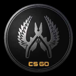 CSGO Series 1 Guardian Collectible Pin