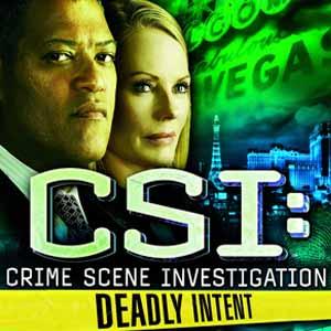 CSI Crime Scene Investigation Deadly Intent