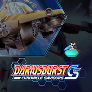 DARIUSBURST Chronicle Saviours Galaxy Force 2