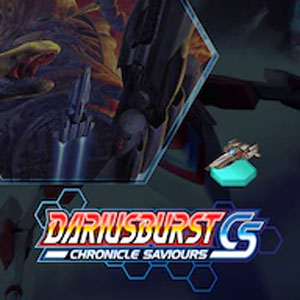 DARIUSBURST Chronicle Saviours Metal Black