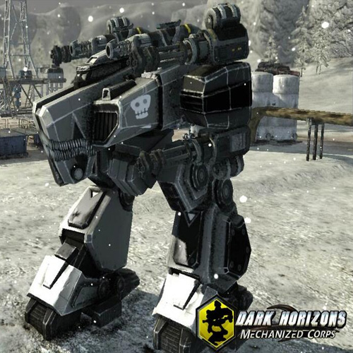 Comprar Dark Horizons Mechanized Corps CD Key Comparar Precios