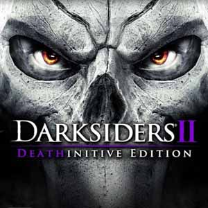 Comprar Darksiders 2 Deathinitive Edition Ps4 Code Comparar Precios