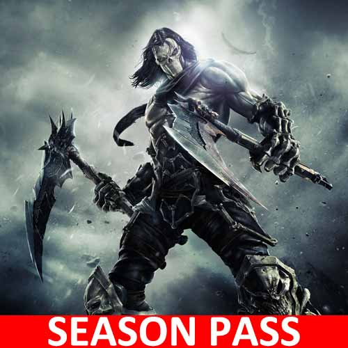 Comprar clave CD Darksiders 2 Season Pass y comparar los precios