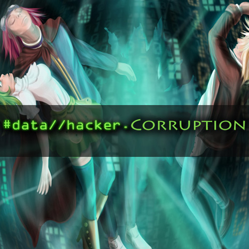 Comprar Data Hacker Corruption CD Key Comparar Precios