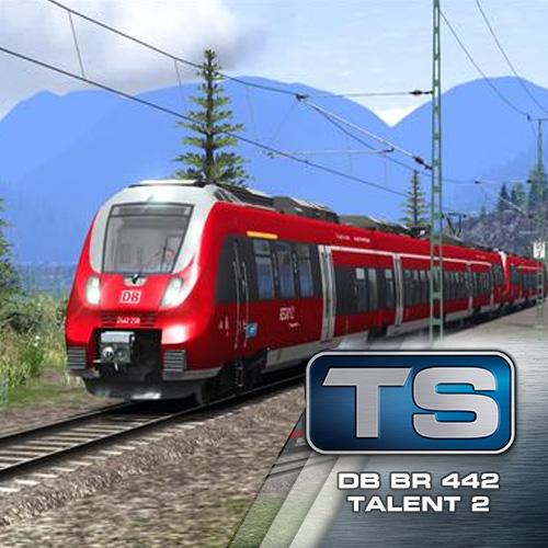 DB BR 442 Talent 2 EMU