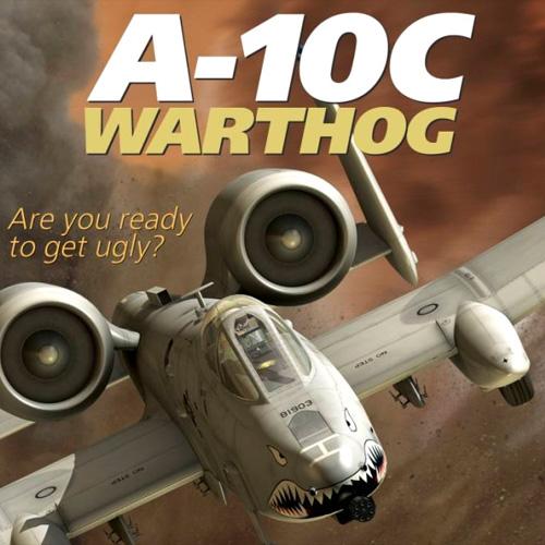 Comprar DCS A-10C Warthog CD Key Comparar Precios