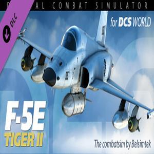 DCS F 5E Tiger 2