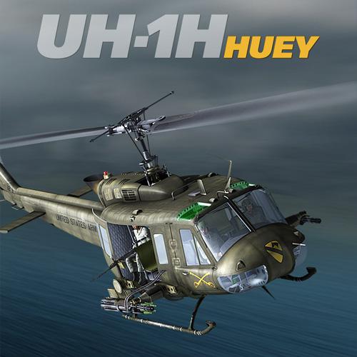 DCS UH-1H Huey