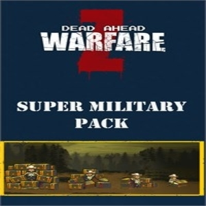 DEAD AHEAD ZOMBIE WARFARE Super Military Pack