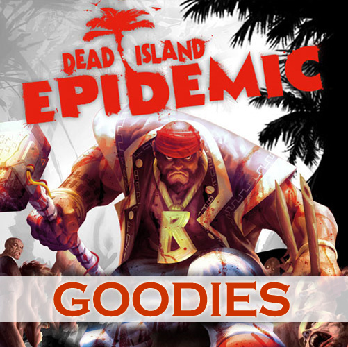 Comprar Dead Island Epidemic Goodies CD Key Comparar Precios