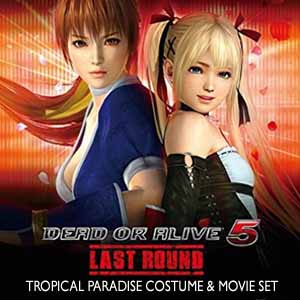 Comprar DEAD OR ALIVE 5 Last Round Tropical Paradise Costume & Movie Set CD Key Comparar Precios