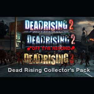 Comprar Dead Rising Collectors Pack CD Key Comparar Precios
