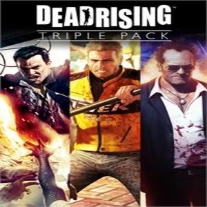 Comprar Dead Rising Triple Pack Xbox Series Barato Comparar Precios