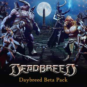 Comprar Deadbreed Daybreed Beta Pack CD Key Comparar Precios