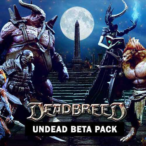 Comprar Deadbreed Undead Beta Pack CD Key Comparar Precios