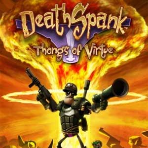 Comprar DeathSpank Thongs of Virtue CD Key Comparar Precios