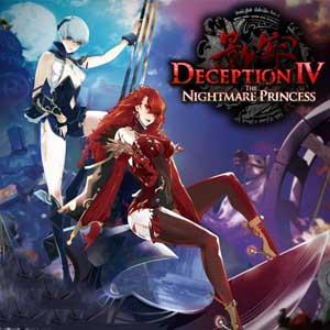 Comprar Deception 4 The Nightmare Princess Ps4 Code Comparar Precios